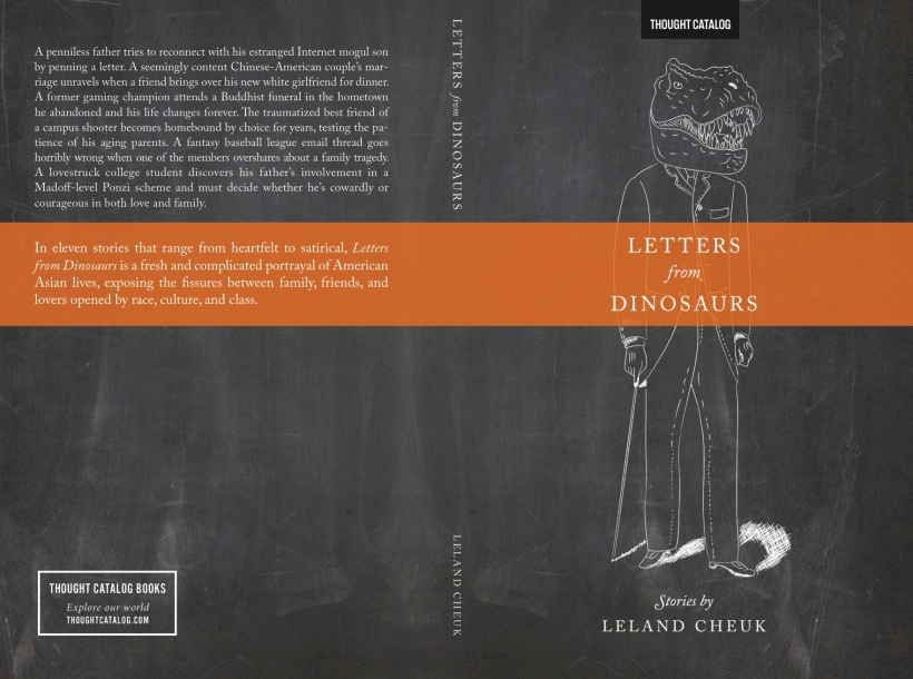 Letters From Dinosaurs_cover